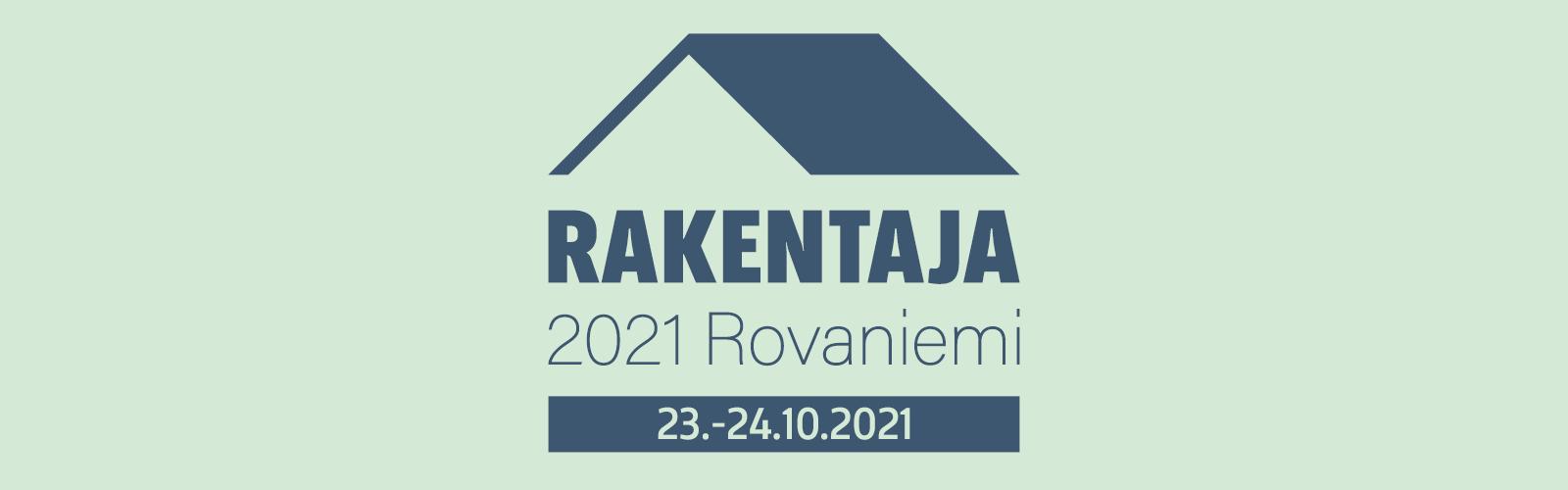 Rakentaja 2021 Rovaniemi